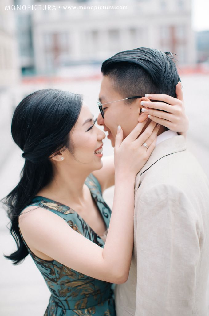 Ted - Prewedding of Handara & Margareth by Monopictura - 015