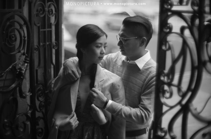 Ted - Prewedding of Handara & Margareth by Monopictura - 020