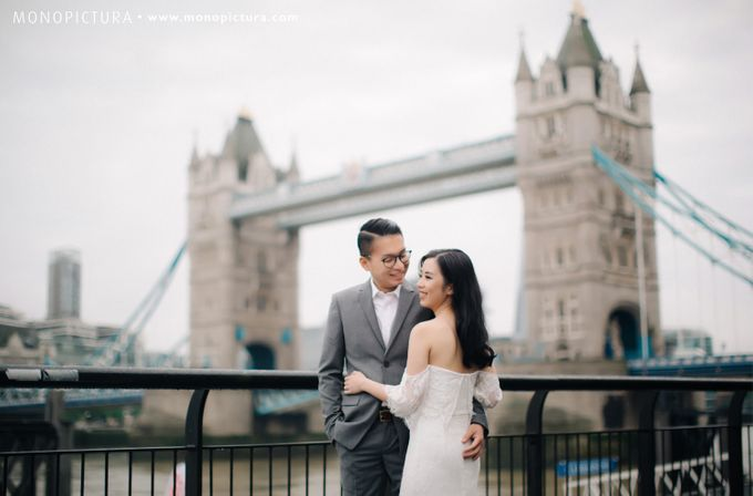 Ted - Prewedding of Handara & Margareth by Monopictura - 032