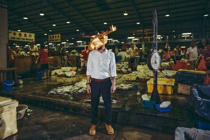 Mrs Fox & Mr Moose by The Peeping Thom - 004
