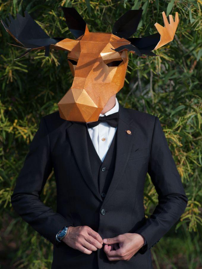 Mrs Fox & Mr Moose by The Peeping Thom - 007