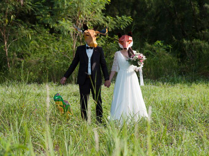 Mrs Fox & Mr Moose by The Peeping Thom - 011
