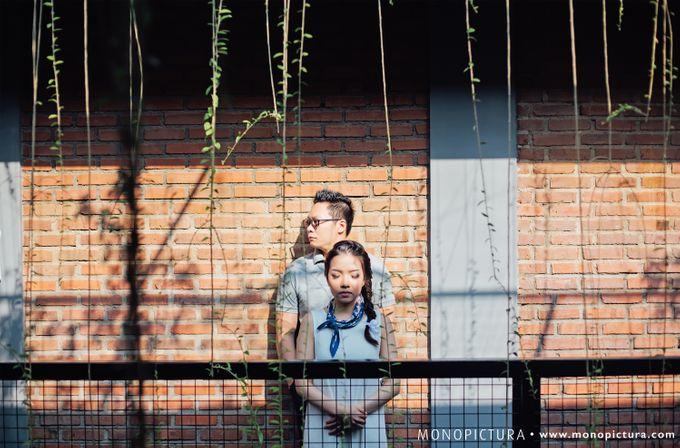 Bandung Prewedding by Elmer by Monopictura - 017