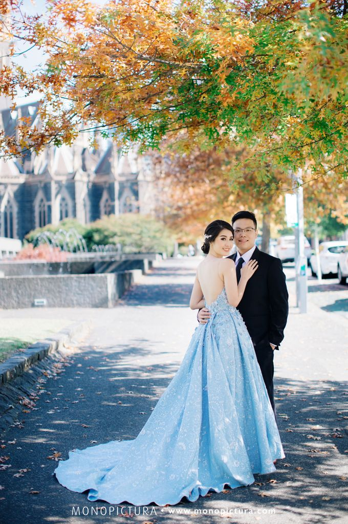 Melbourne Prewedding by Ted by Monopictura - 006