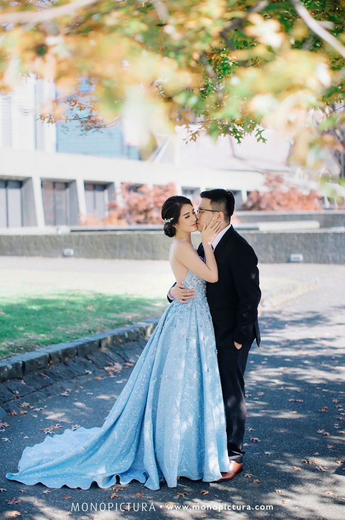 Melbourne Prewedding by Ted by Monopictura - 007