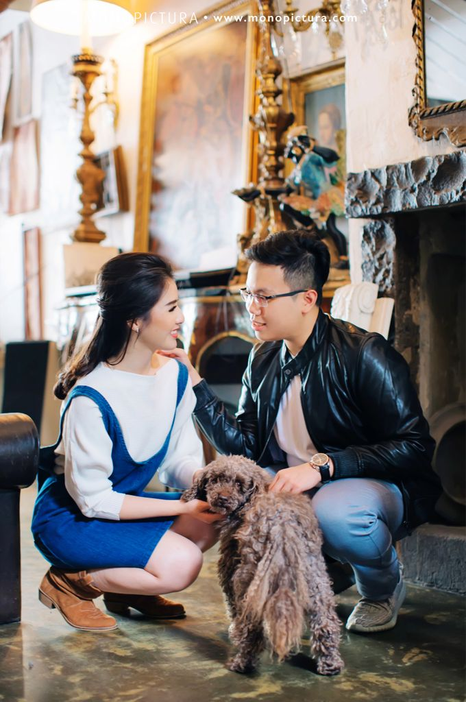 Melbourne Prewedding by Ted by Monopictura - 009