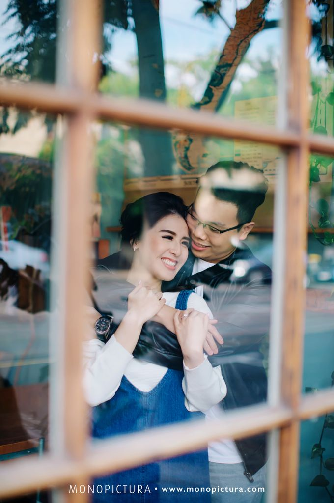 Melbourne Prewedding by Ted by Monopictura - 011
