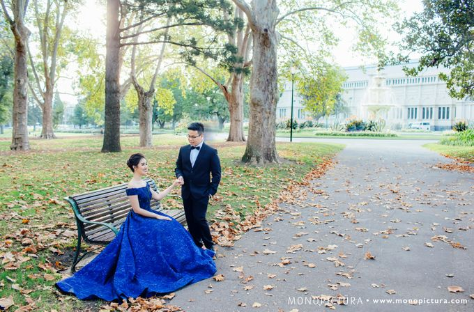 Melbourne Prewedding by Ted by Monopictura - 012