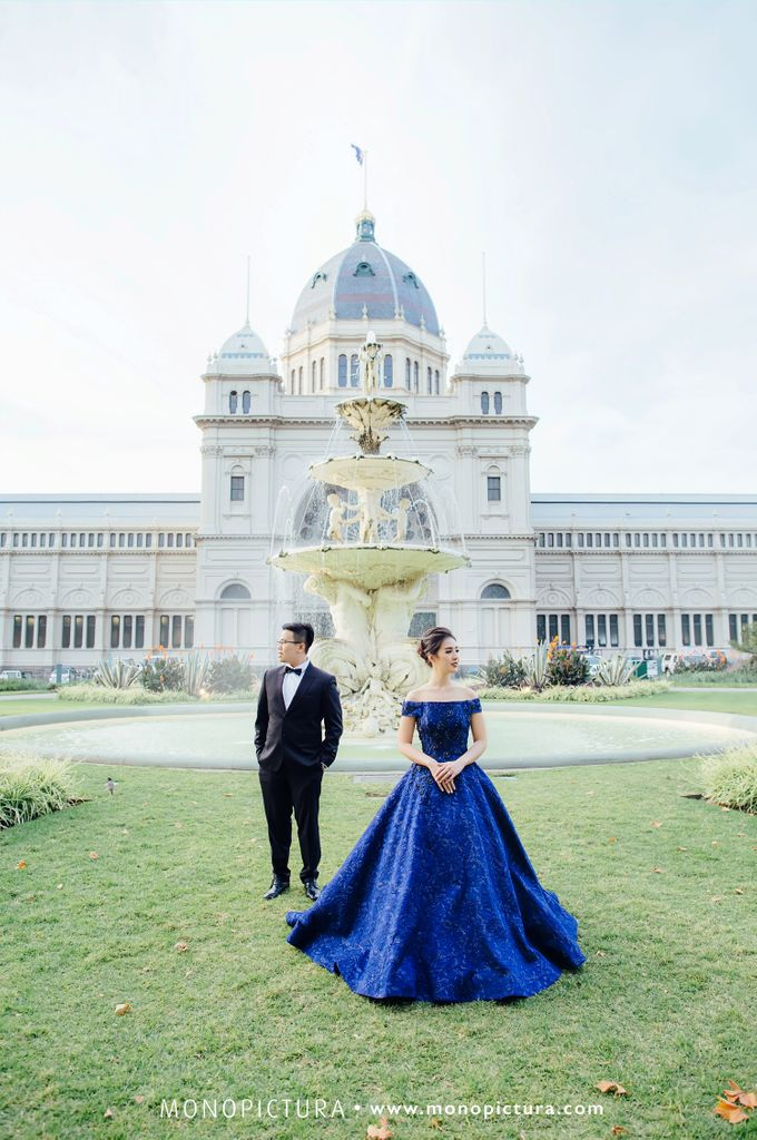 Melbourne Prewedding by Ted by Monopictura - 013