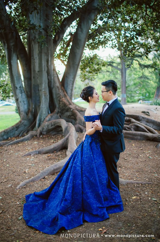 Melbourne Prewedding by Ted by Monopictura - 014