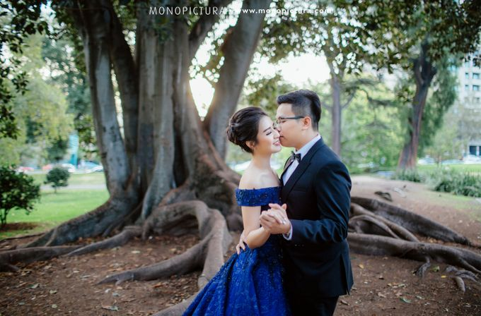Melbourne Prewedding by Ted by Monopictura - 015