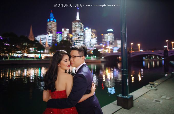 Melbourne Prewedding by Ted by Monopictura - 018