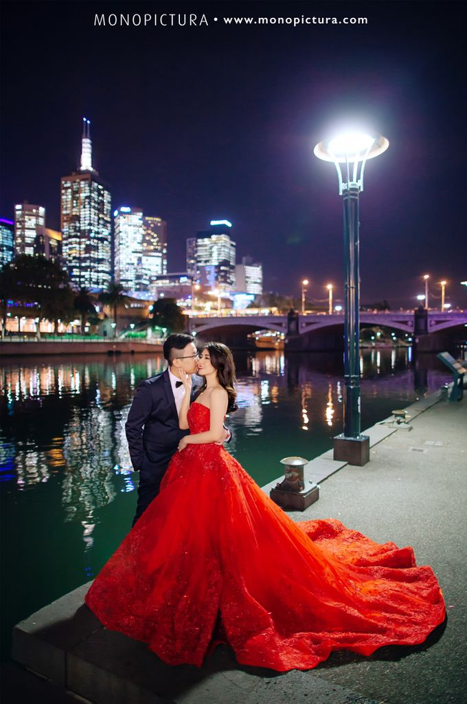 Melbourne Prewedding by Ted by Monopictura - 019