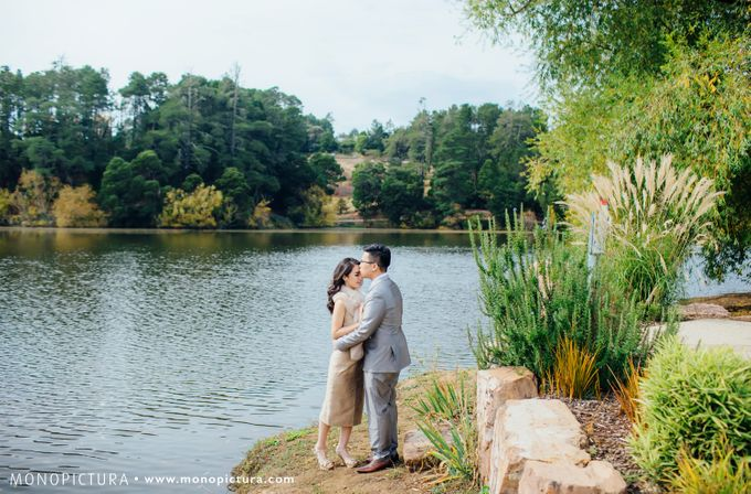 Melbourne Prewedding by Ted by Monopictura - 029