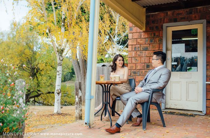 Melbourne Prewedding by Ted by Monopictura - 030