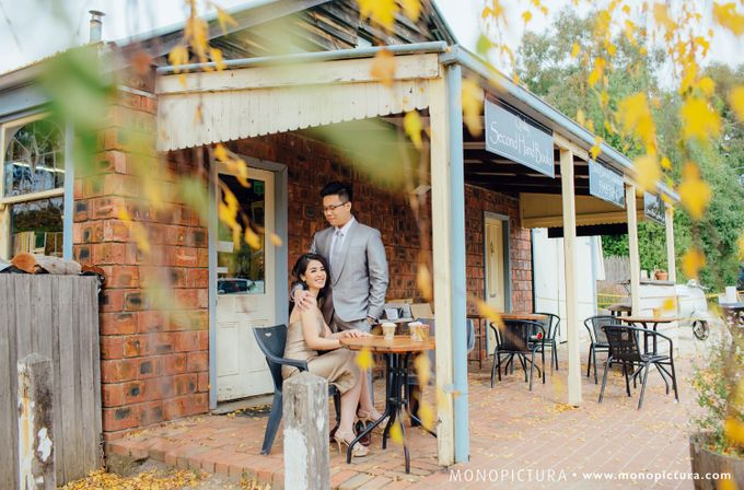 Melbourne Prewedding by Ted by Monopictura - 031