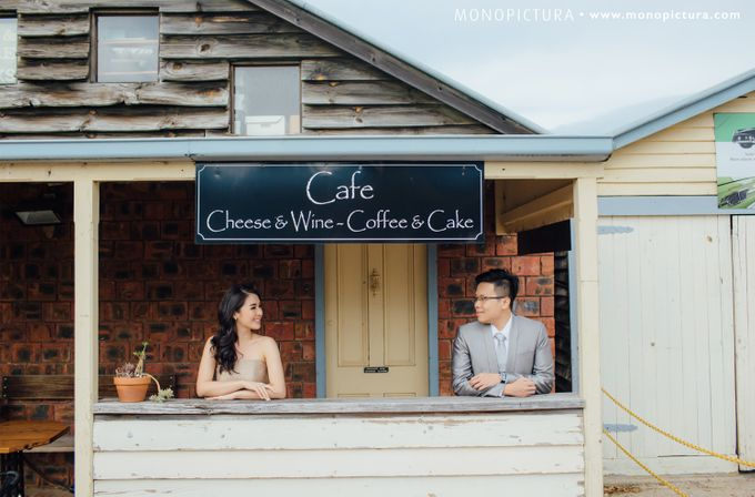 Melbourne Prewedding by Ted by Monopictura - 032