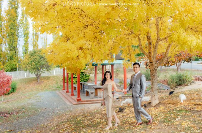 Melbourne Prewedding by Ted by Monopictura - 033