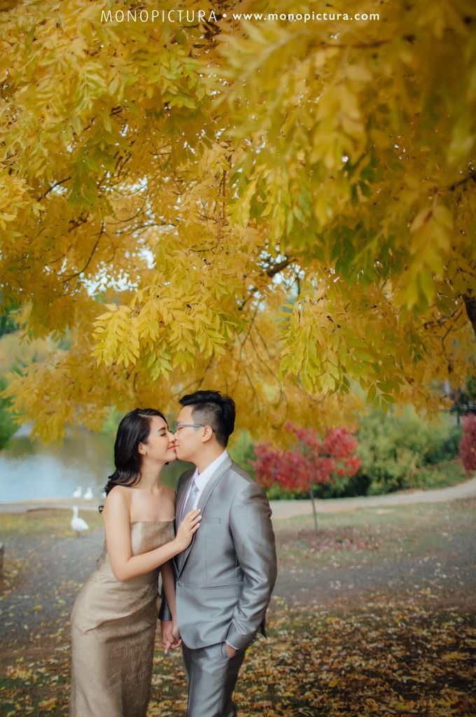 Melbourne Prewedding by Ted by Monopictura - 034