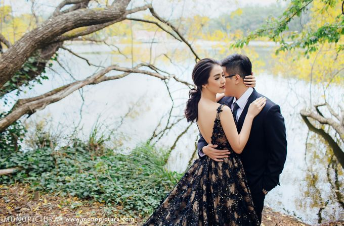Melbourne Prewedding by Ted by Monopictura - 035