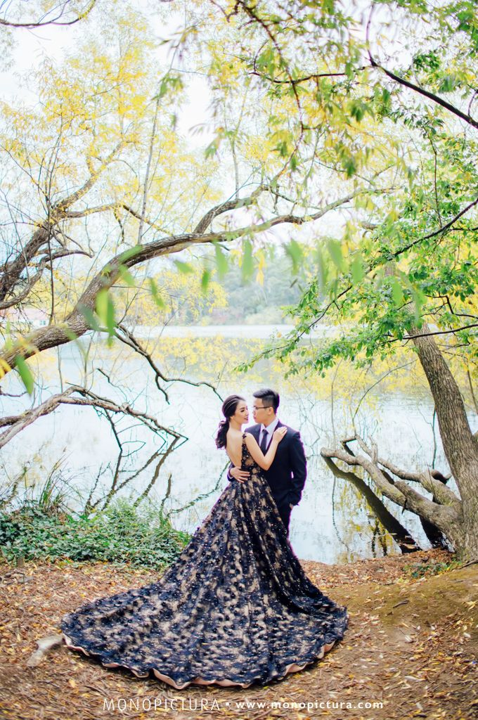 Melbourne Prewedding by Ted by Monopictura - 036