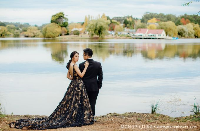 Melbourne Prewedding by Ted by Monopictura - 038