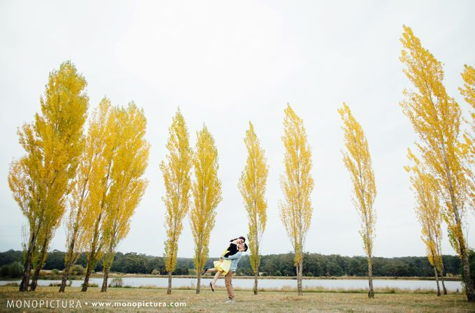 Melbourne Prewedding by Ted by Monopictura - 039