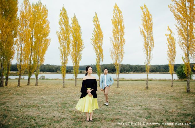 Melbourne Prewedding by Ted by Monopictura - 040