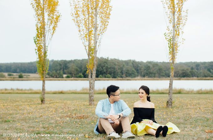 Melbourne Prewedding by Ted by Monopictura - 041