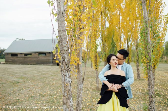 Melbourne Prewedding by Ted by Monopictura - 042