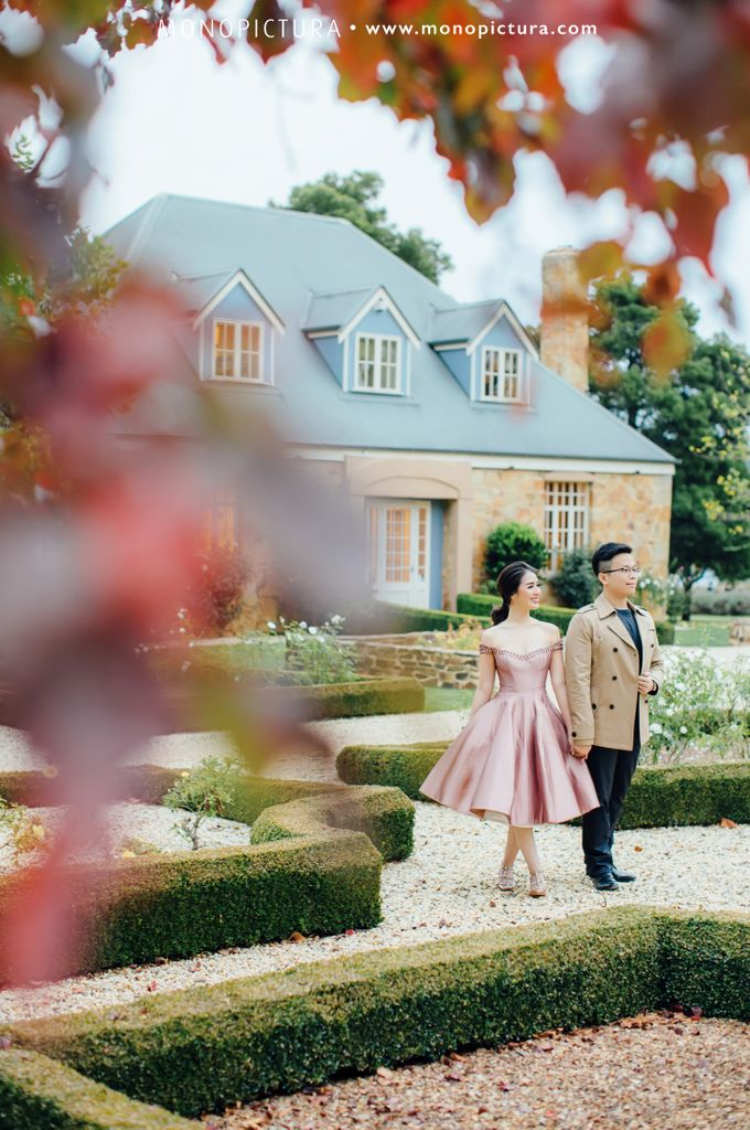 Melbourne Prewedding by Ted by Monopictura - 045