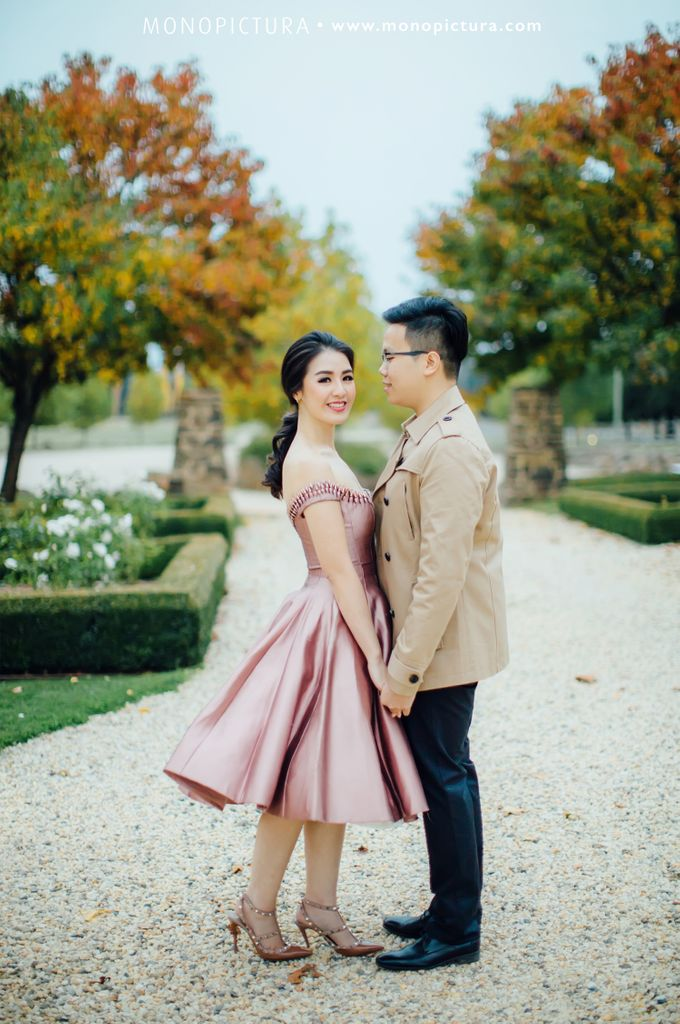 Melbourne Prewedding by Ted by Monopictura - 046