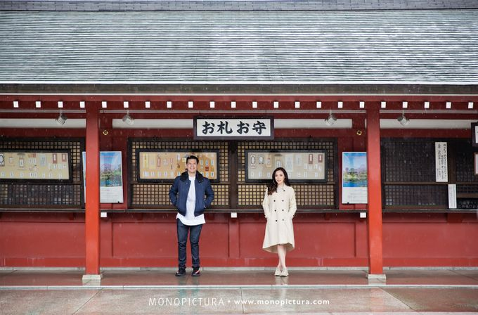 Japan Prewedding by ELMER by Monopictura - 002