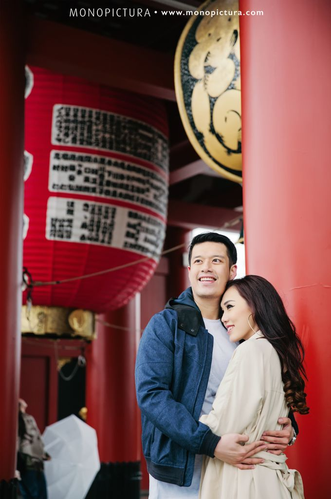 Japan Prewedding by ELMER by Monopictura - 004