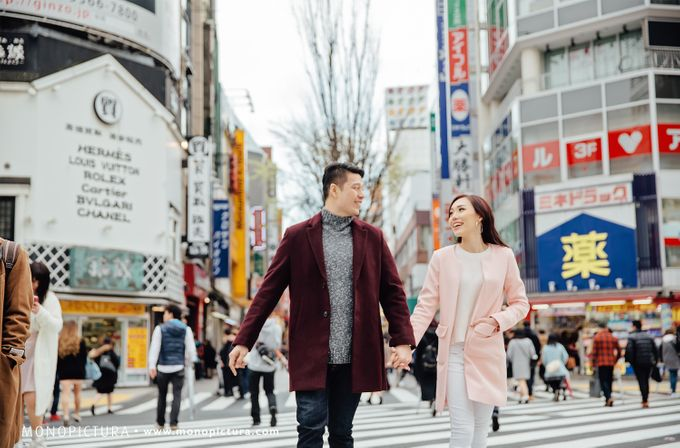 Japan Prewedding by ELMER by Monopictura - 012
