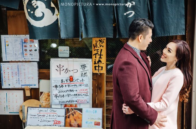 Japan Prewedding by ELMER by Monopictura - 013