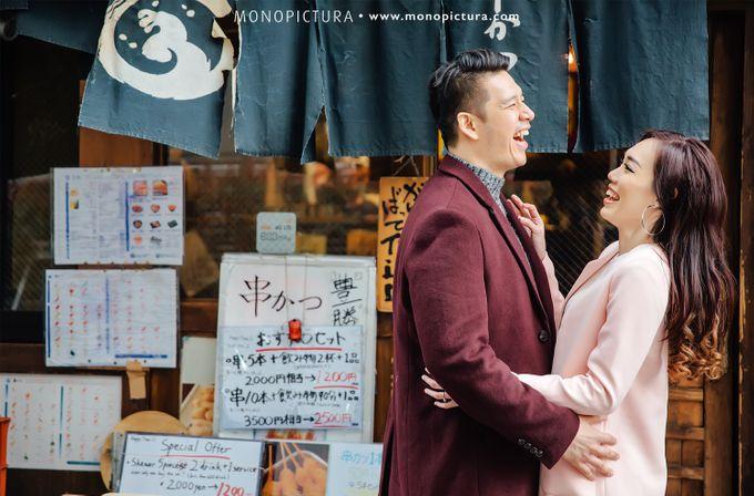 Japan Prewedding by ELMER by Monopictura - 014