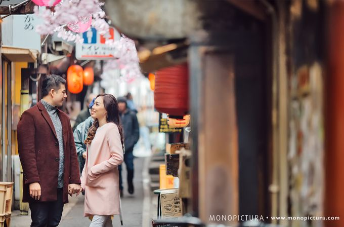 Japan Prewedding by ELMER by Monopictura - 017