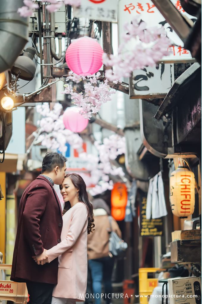 Japan Prewedding by ELMER by Monopictura - 018