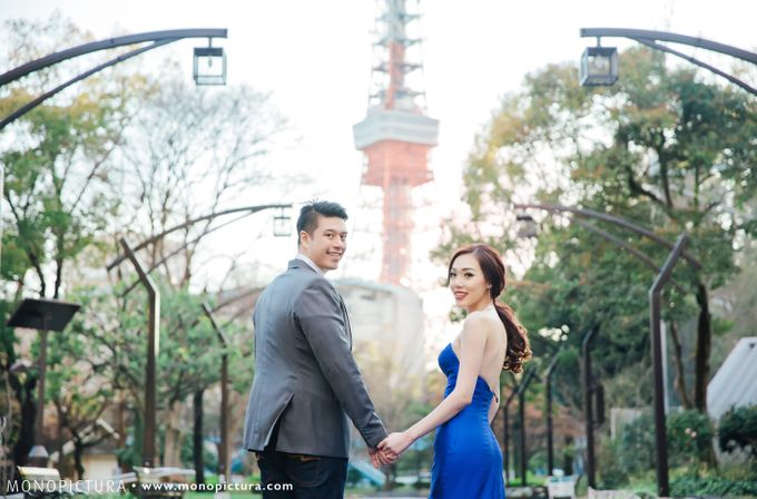 Japan Prewedding by ELMER by Monopictura - 022