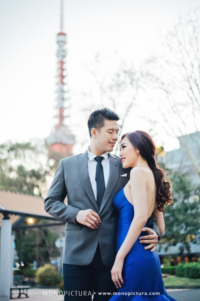 Japan Prewedding by ELMER by Monopictura - 025