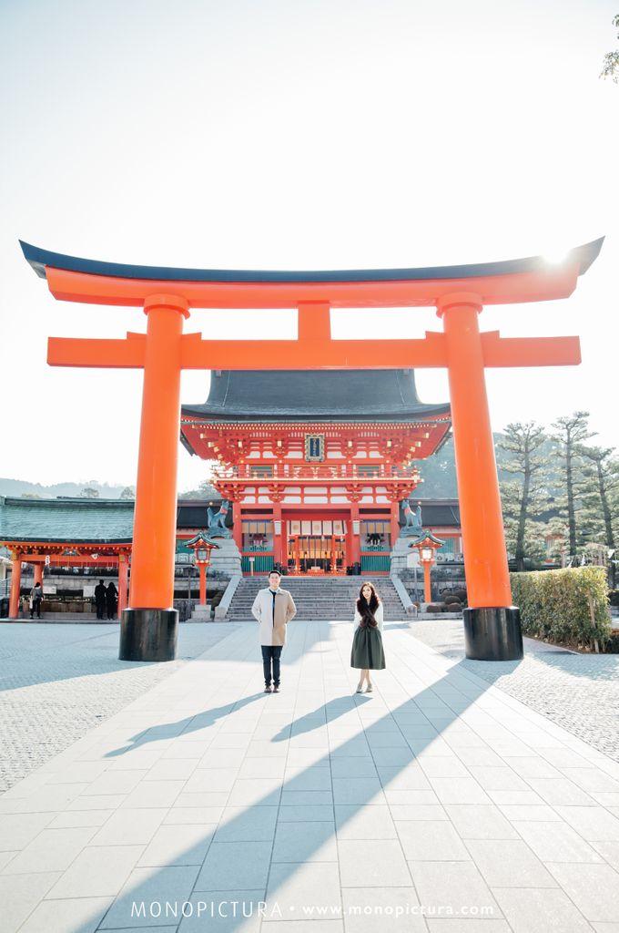 Japan Prewedding by ELMER by Monopictura - 026