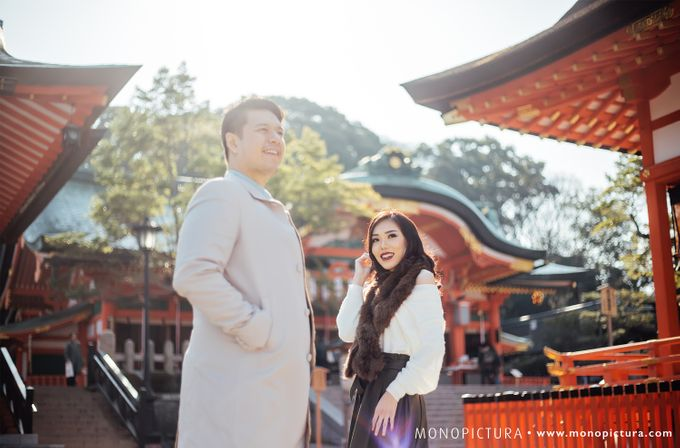 Japan Prewedding by ELMER by Monopictura - 028