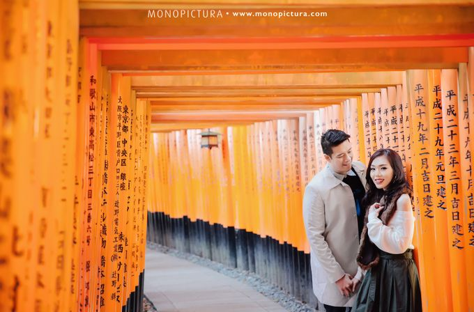 Japan Prewedding by ELMER by Monopictura - 032