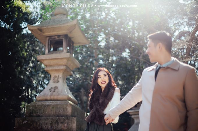 Japan Prewedding by ELMER by Monopictura - 034