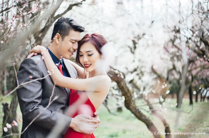 Japan Prewedding by ELMER by Monopictura - 037