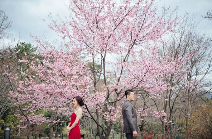 Japan Prewedding by ELMER by Monopictura - 043