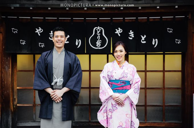Japan Prewedding by ELMER by Monopictura - 046