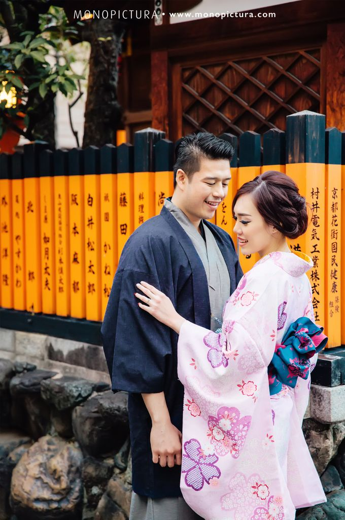 Japan Prewedding by ELMER by Monopictura - 047