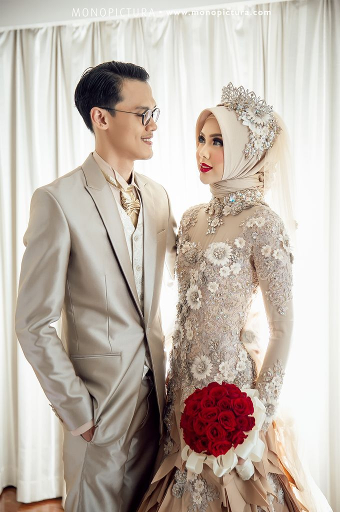 Traditional Wedding by Team by MASON PINE HOTEL - 041